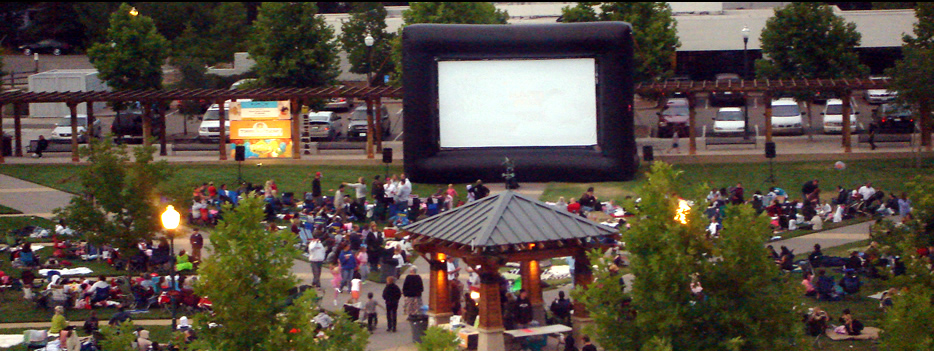 Starry Movie Nights Outdoor Movies Backyard Movies